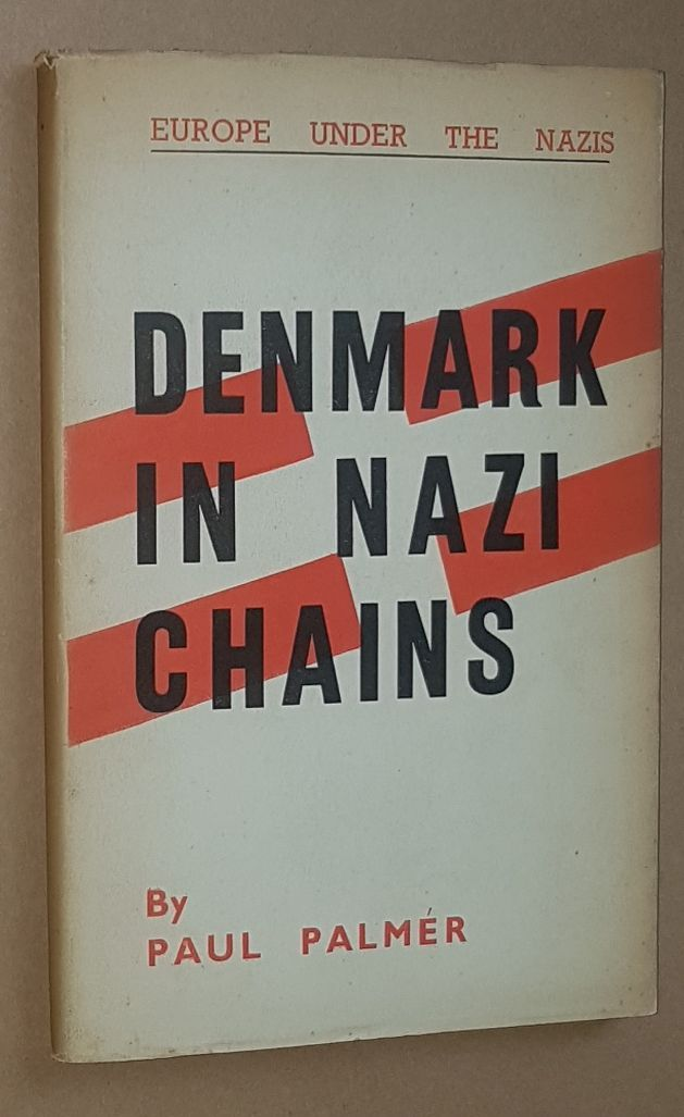Image for Denmark in Nazi Chains (Europe Under the Nazis series)