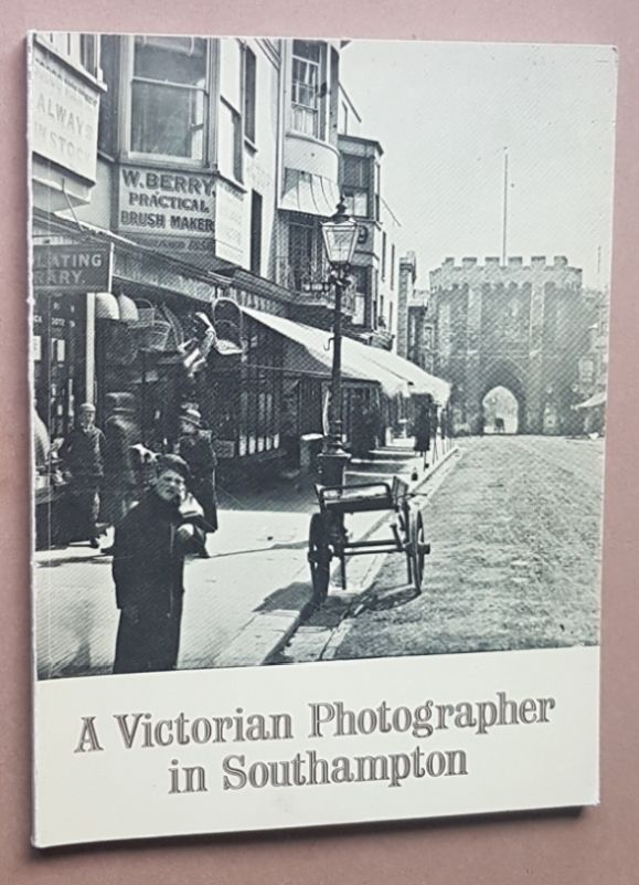 Image for A Victorian Photographer in Southampton: Thomas Hibberd James