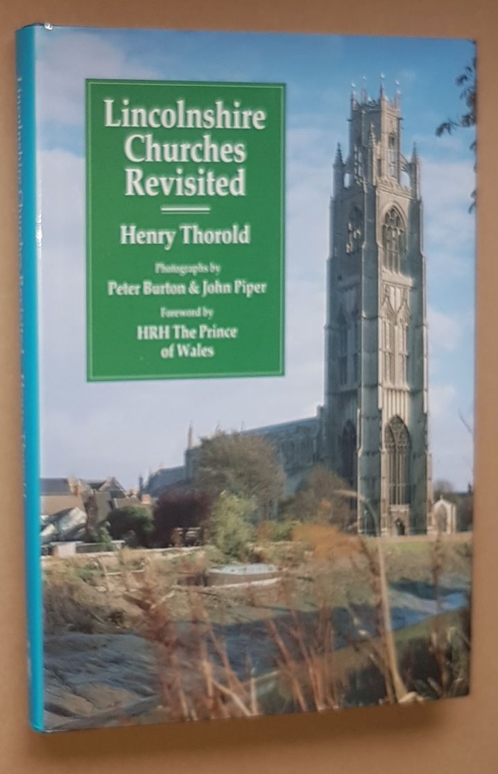 Image for Lincolnshire Churches Revisited