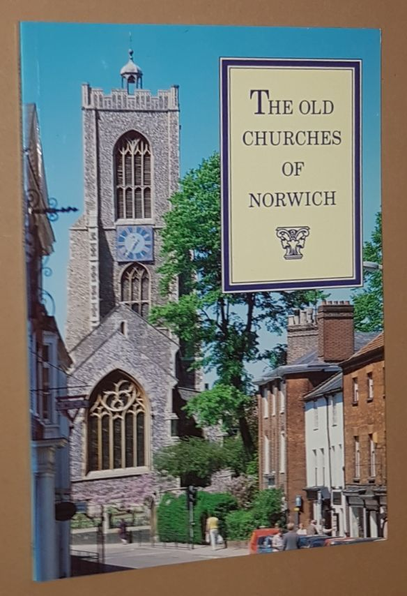 Image for The Old Churches of Norwich