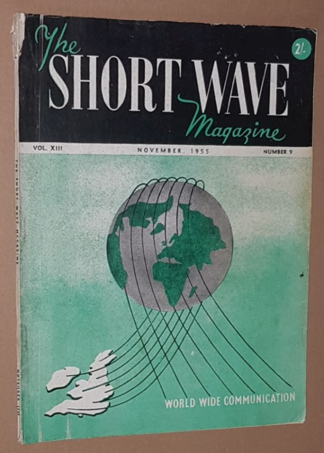 Image for The Short Wave Magazine, Vol.XIII no.9 [147], November 1955