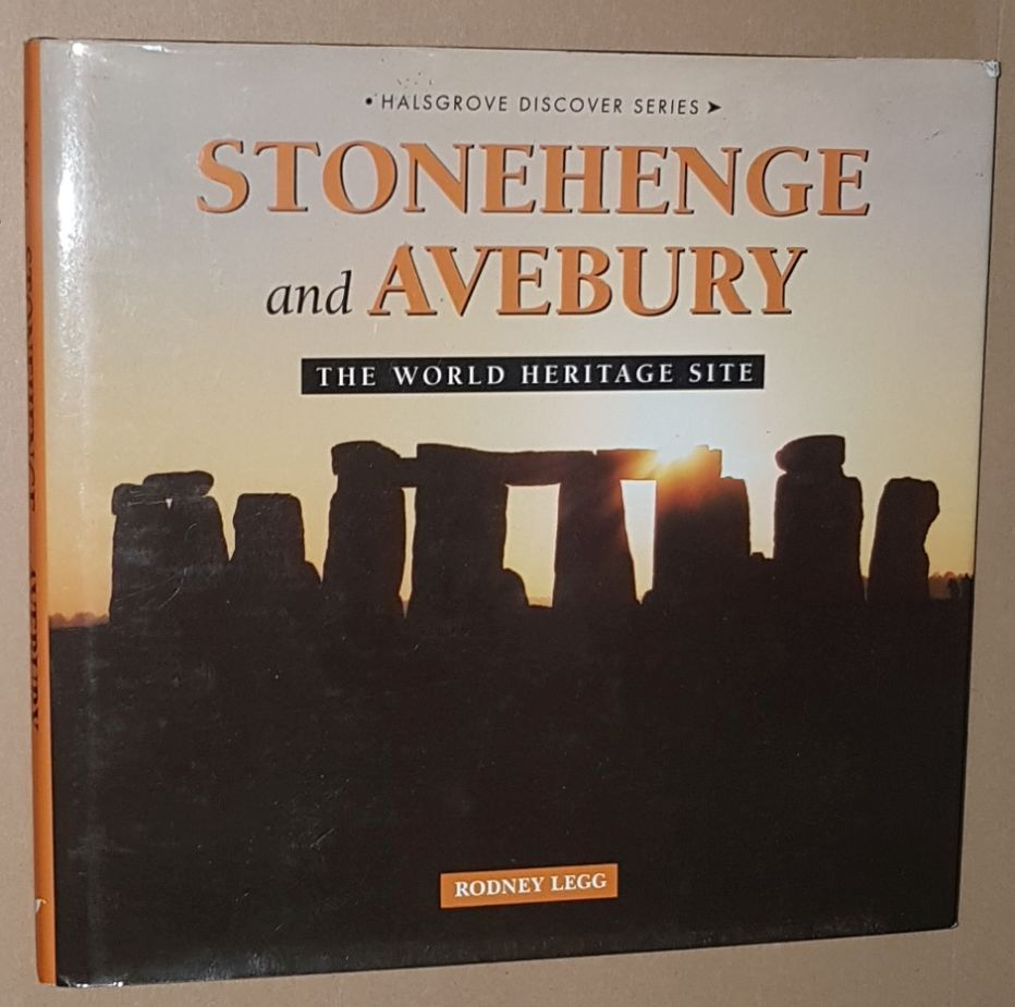 Image for Stonehenge and Avebury: the World Heritage Site (Halsgrove Discover Series)