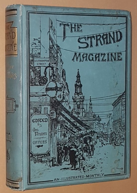 Image for The Strand Magazine: an Illustrated Monthly. Vol.IX, January to June 1895