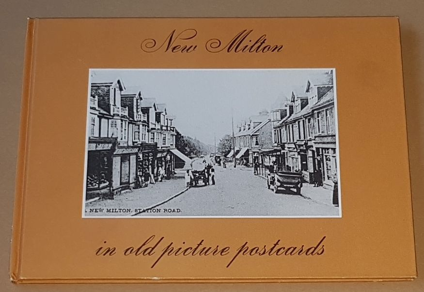 Image for New Milton in Old Picture Postcards