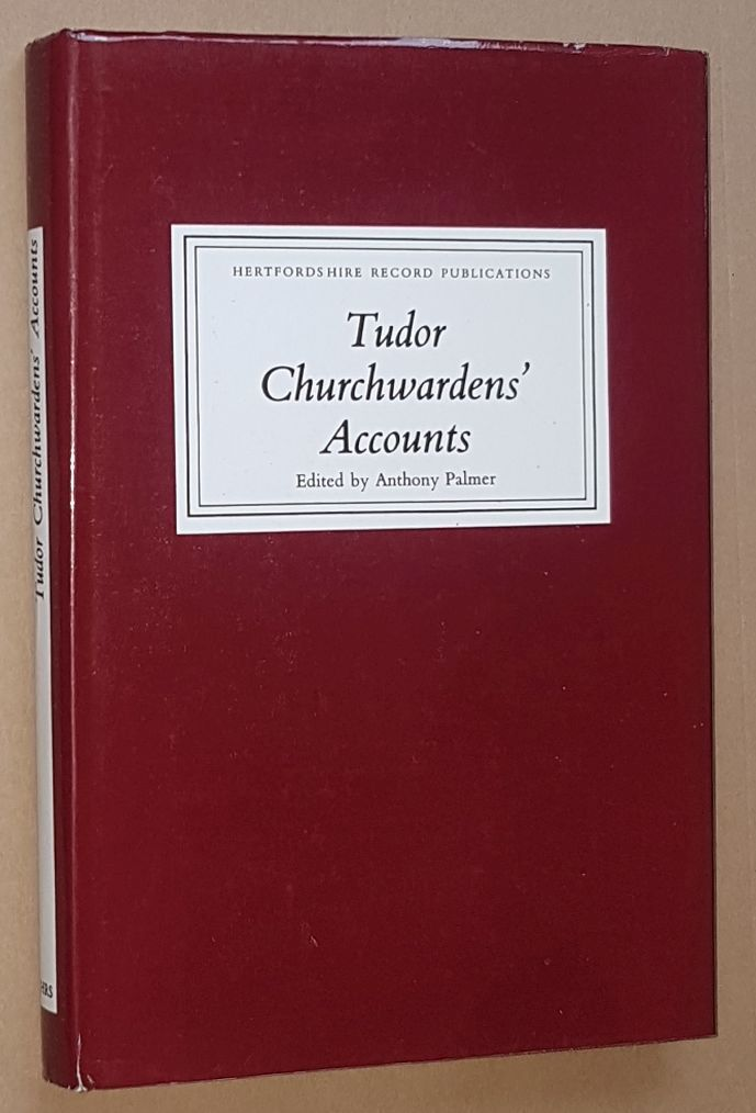 Image for Tudor Churchwardens' Accounts (Hertfordshire Record Publications Volume 1)