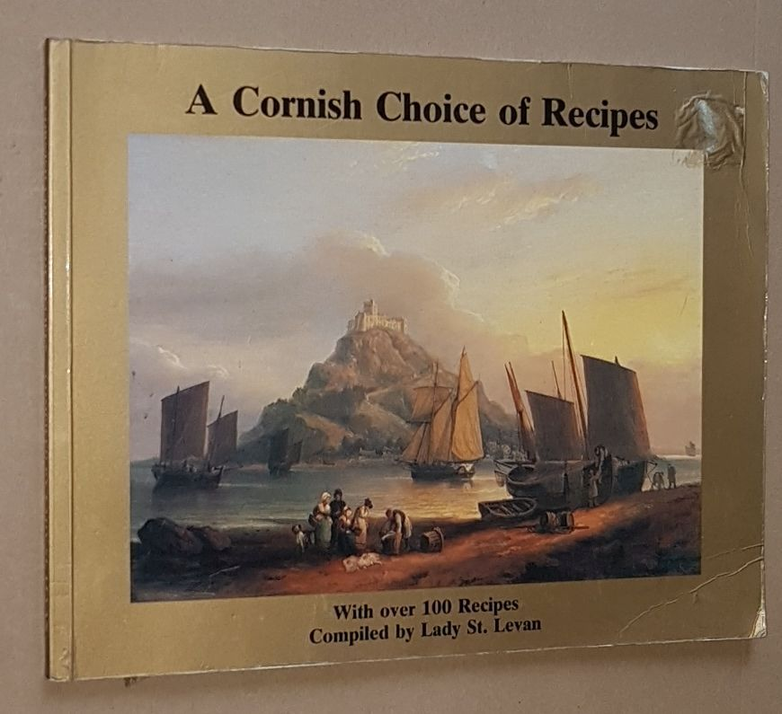 Image for A Cornish Choice of Recipes
