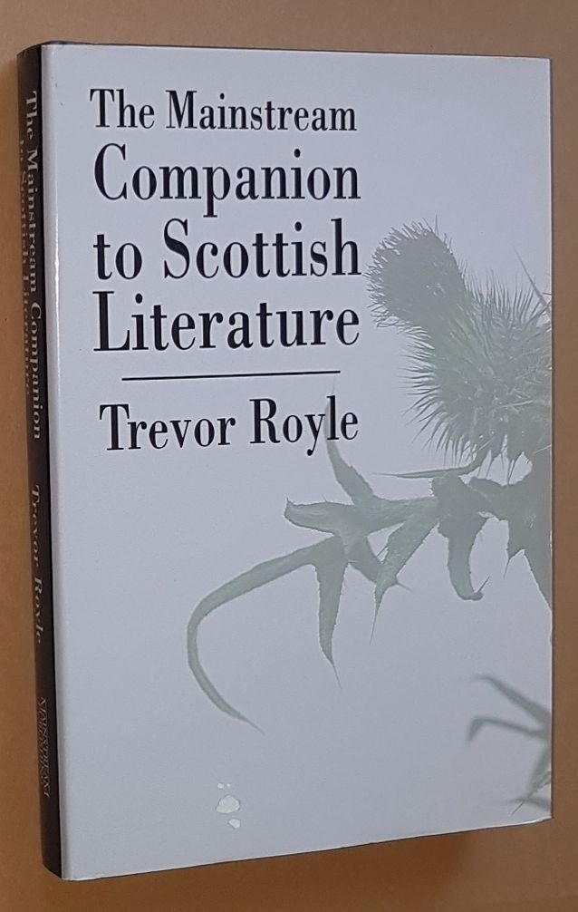 Image for The Mainstream Companion to Scottish Literature