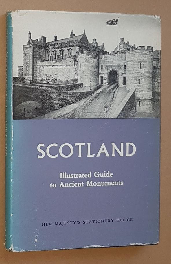 Image for Illustrated Guide to Ancient Monuments Volume VI: Scotland