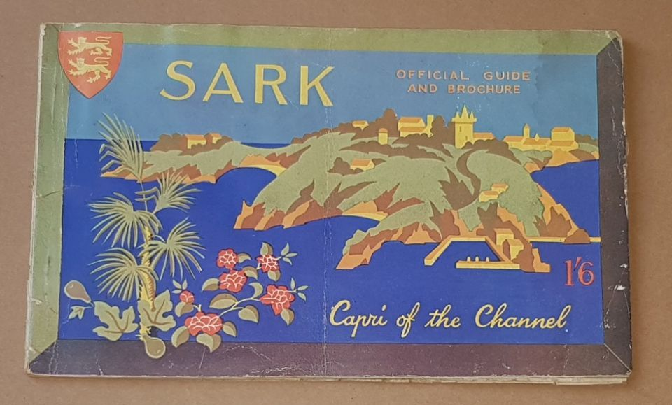 Image for Sark Official Guide and Brochure, 'Capri of the Channel'