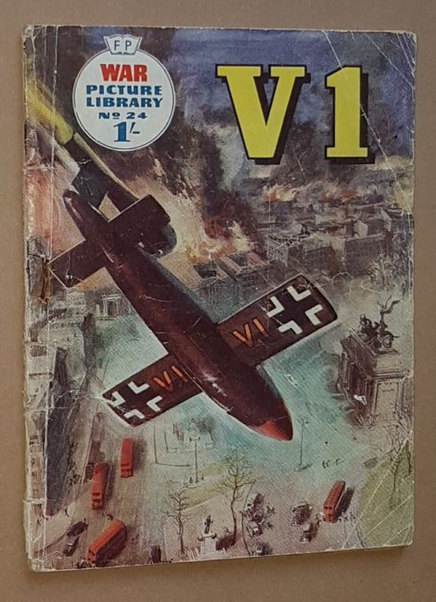 Image for War Picture Library No.24: V1