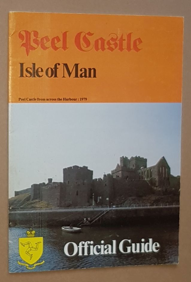 Image for Peel Castle, Isle of Man Official Guide
