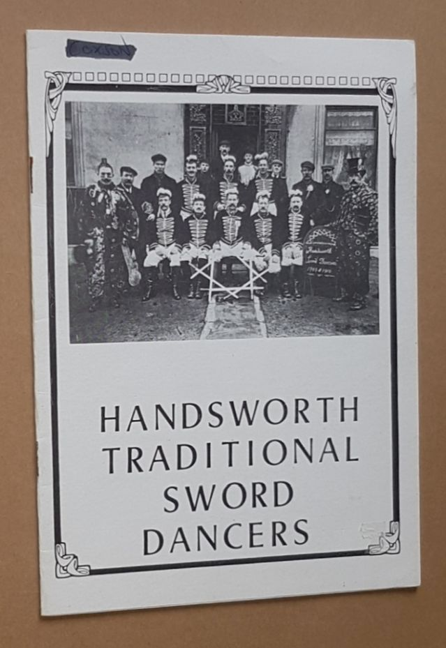Image for Handsworth Traditional Sword Dancers