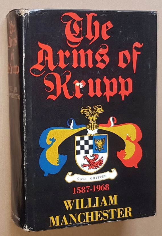 Image for The Arms of Krupp 1587-1968