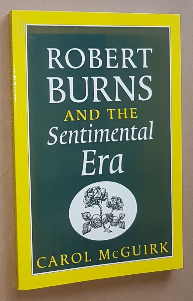Image for Robert Burns and the Sentimental Era