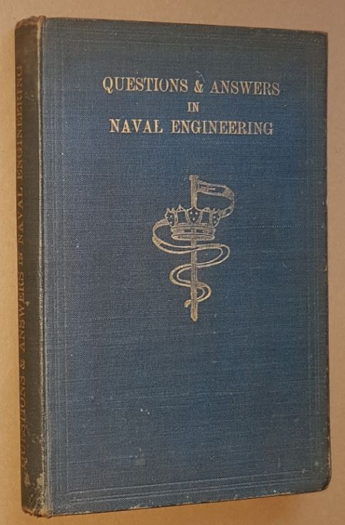 Image for Questions and Answers in Naval Engineering