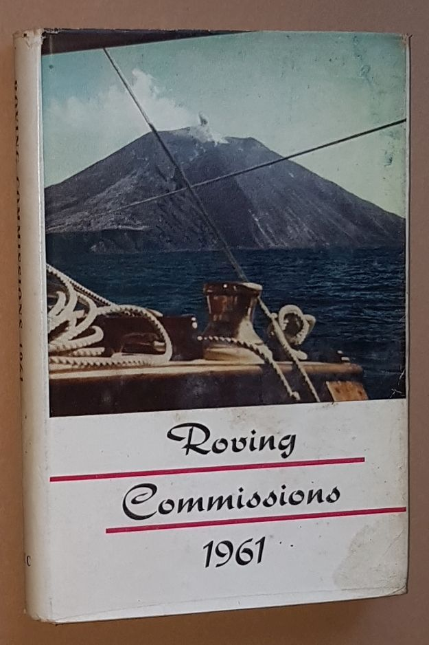 Image for Roving Commissions Season 1961