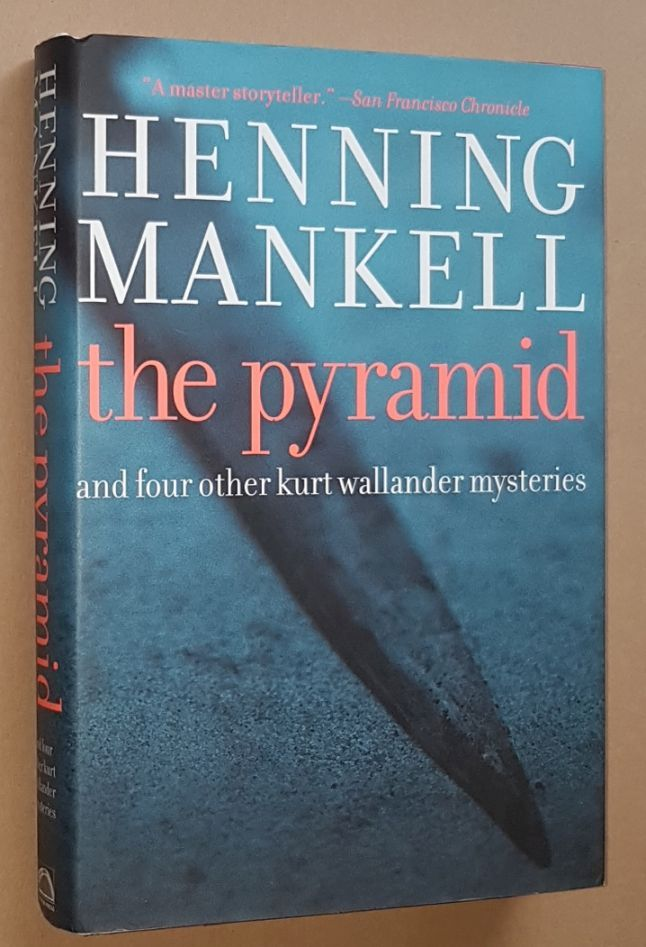 Image for The Pyramid and four other Kurt Wallander mysteries