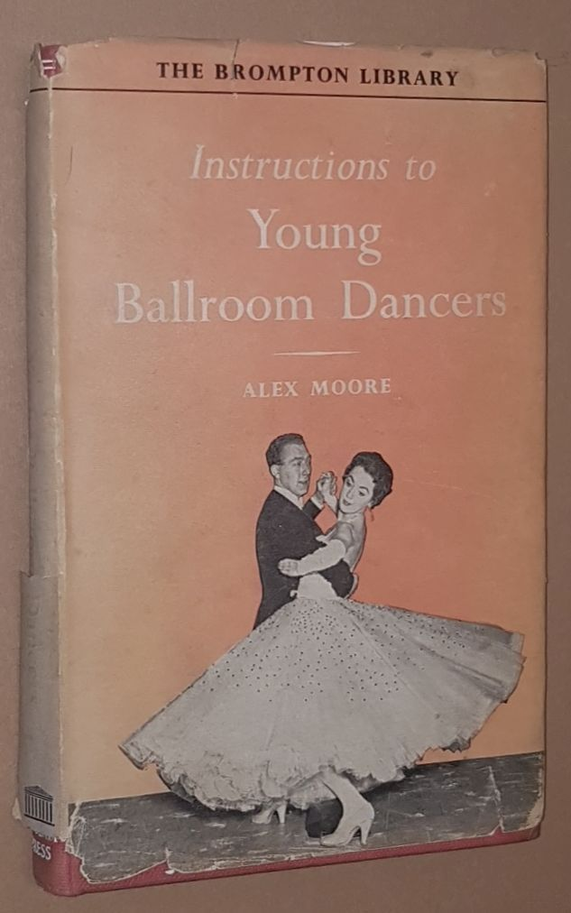 Image for Instructions to Young Ballroom Dancers