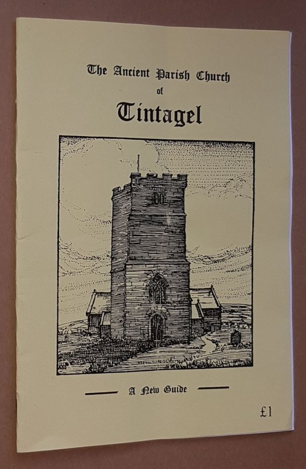 Image for The Ancient Parish Church of Tintagel: a new guide