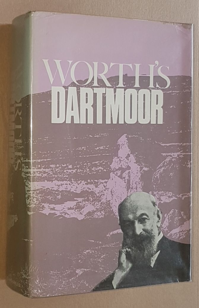 Image for Worth's Dartmoor: compiled from the published works of the late R Hansford Worth