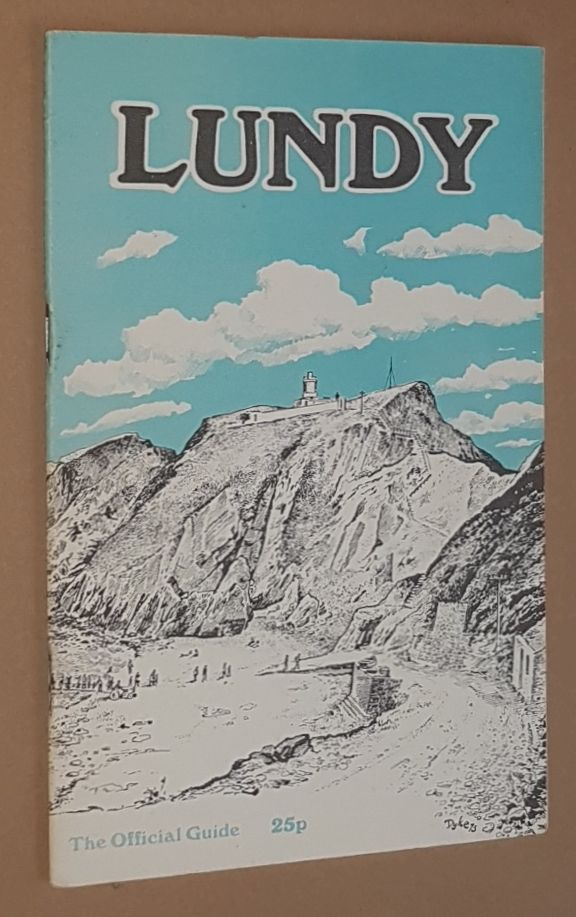 Image for Lundy: the Official Guide