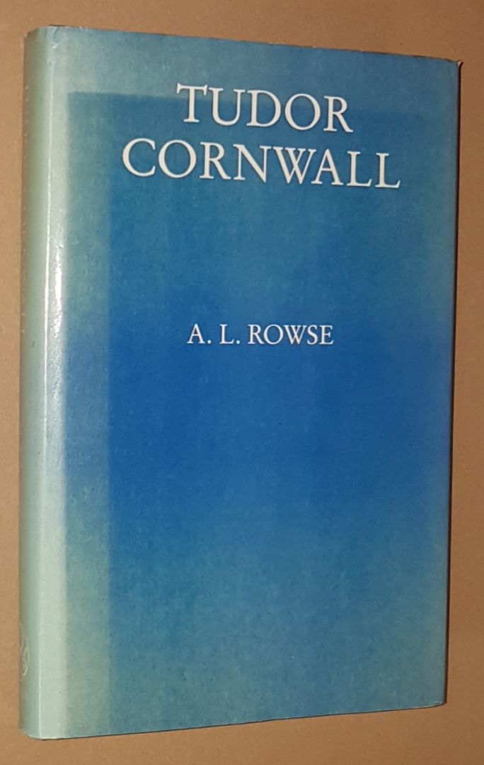 Image for Tudor Cornwall: portrait of a society