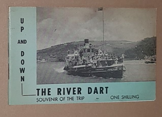 Image for Up and Down the River Dart: souvenir of the trip
