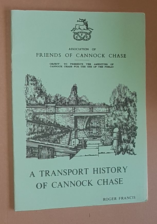 Image for A Transport History of Cannock Chase