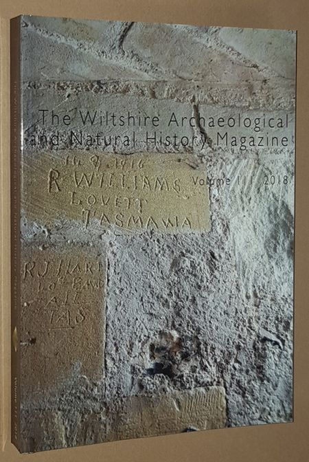 Image for The Wiltshire Archaeological and Natural History Magazine Volume 111 2018