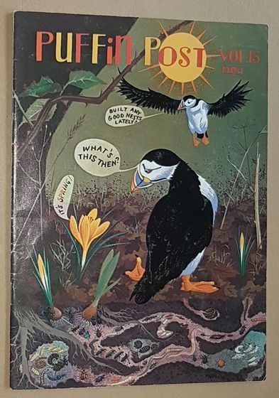 Image for Puffin Post Vol.13 No.1