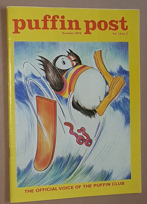 Image for Puffin Post Vol.13 No.2, Summer 1979