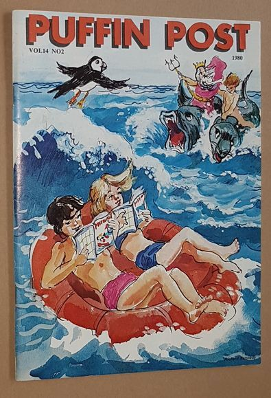 Image for Puffin Post Vol.14 No.2, Summer 1980