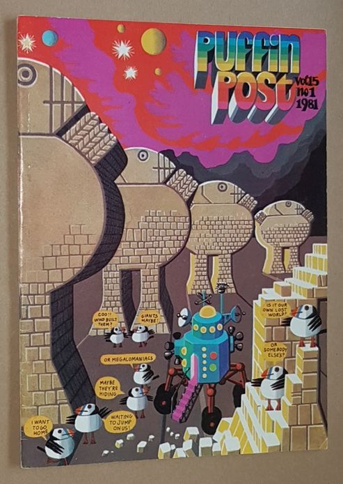 Image for Puffin Post Vol.15 No.1, 1981