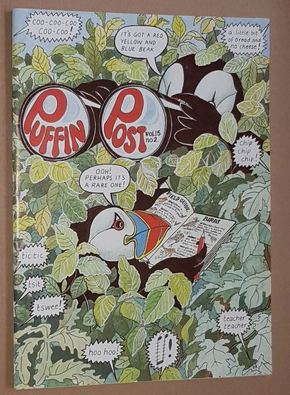 Image for Puffin Post Vol.15 No.2, 1981