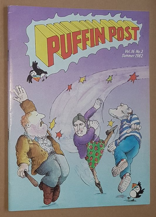 Image for Puffin Post Vol.16 No.2, Summer 1982