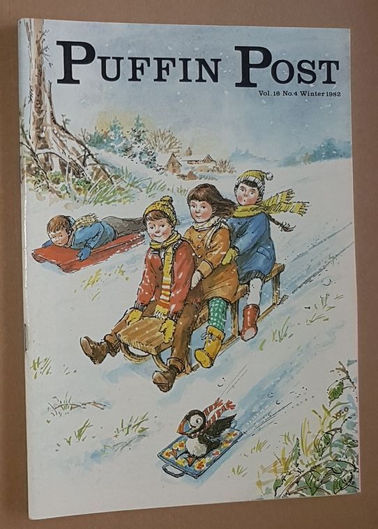 Image for Puffin Post Vol.16 No.4, Winter 1982