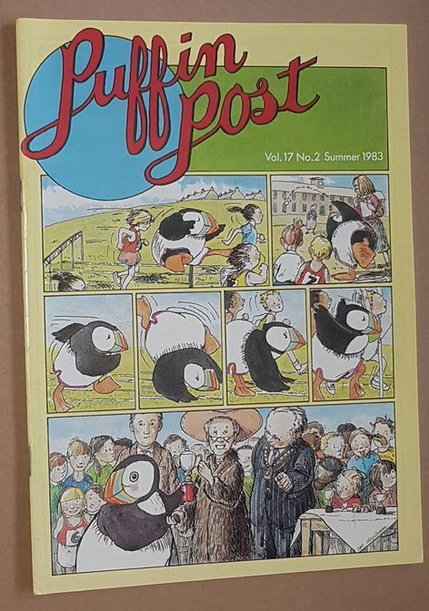 Image for Puffin Post Vol.17 No.2, Summer 1983