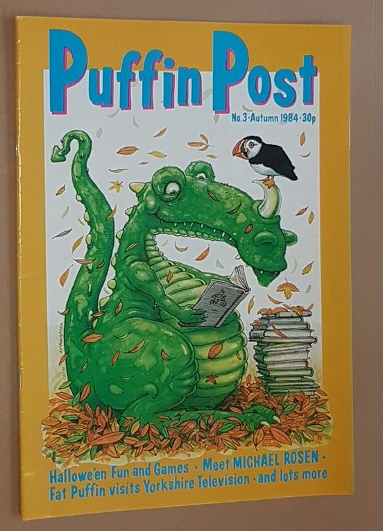 Image for Puffin Post No.3, Autumn 1984