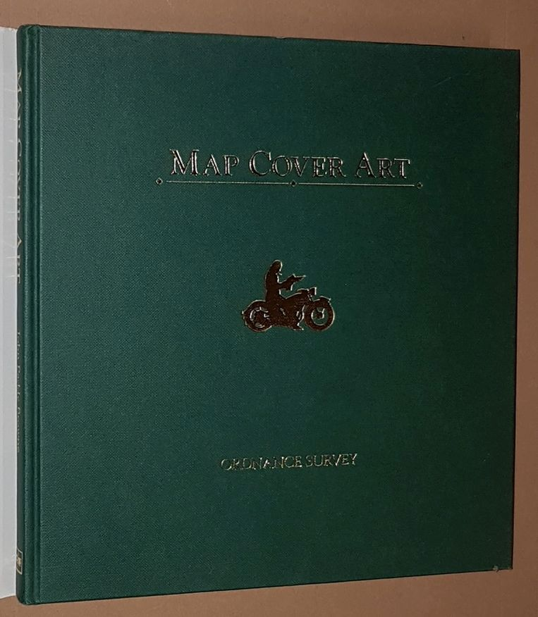 Image for Map Cover Art: a pictorial history of Ordnance Survey cover illustrations