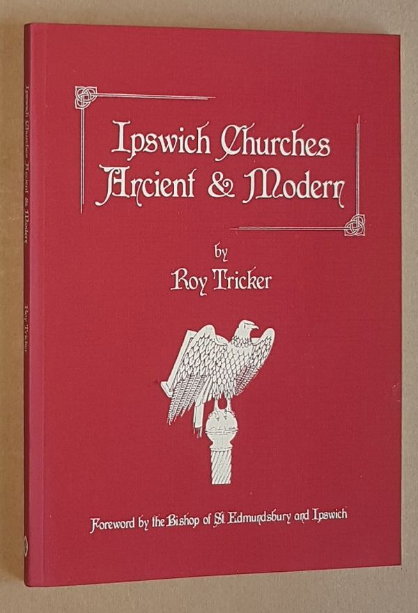 Image for Ipswich Churches Ancient & Modern