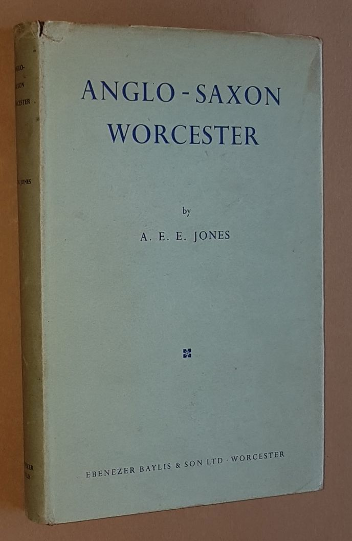 Image for Anglo-Saxon Worcester
