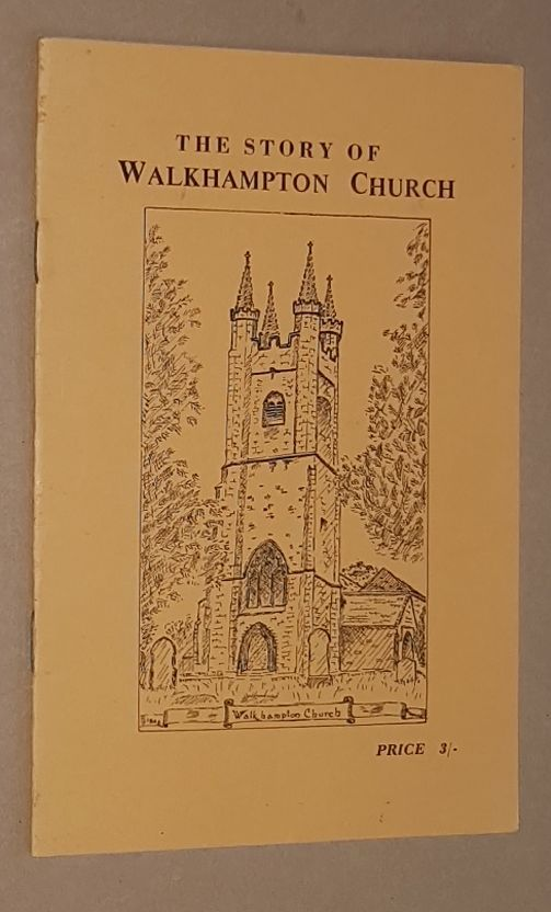 Image for The Story of Walkhampton Church (with a brief look at Parochial Administration)
