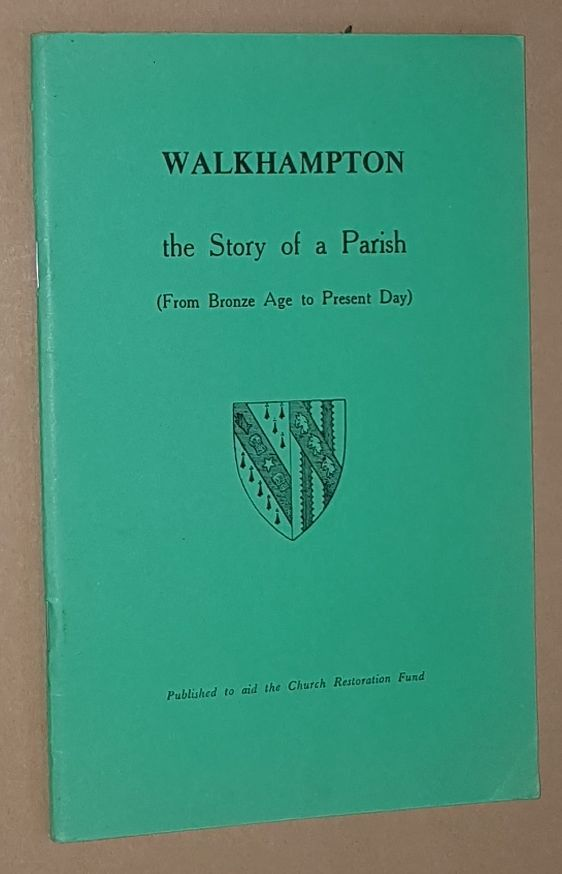Image for Walkhampton: the story of a parish (from Bronze Age to present day)