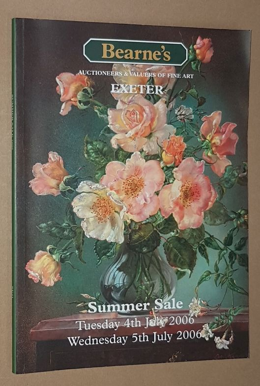 Image for Summer Sale Illustrated Catalogue, 4th and 5th July 2006: Ceramics & Glass; Silver, Watches & Jewellery; Pictures; Collectors' Items, works of art & clocks; Furniture