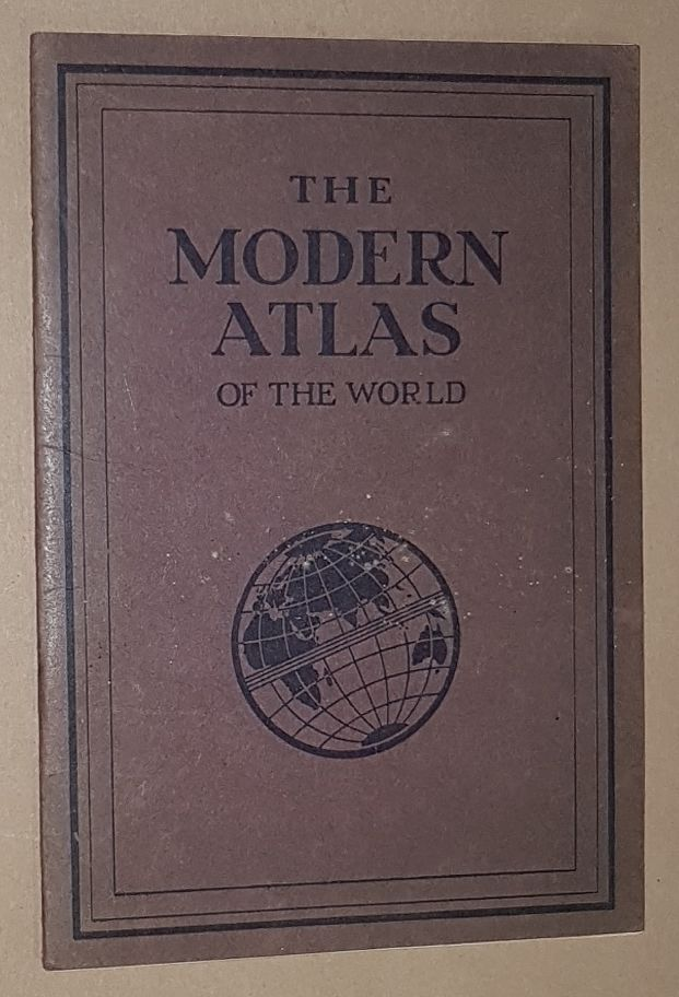 Image for The Modern Atlas of the World
