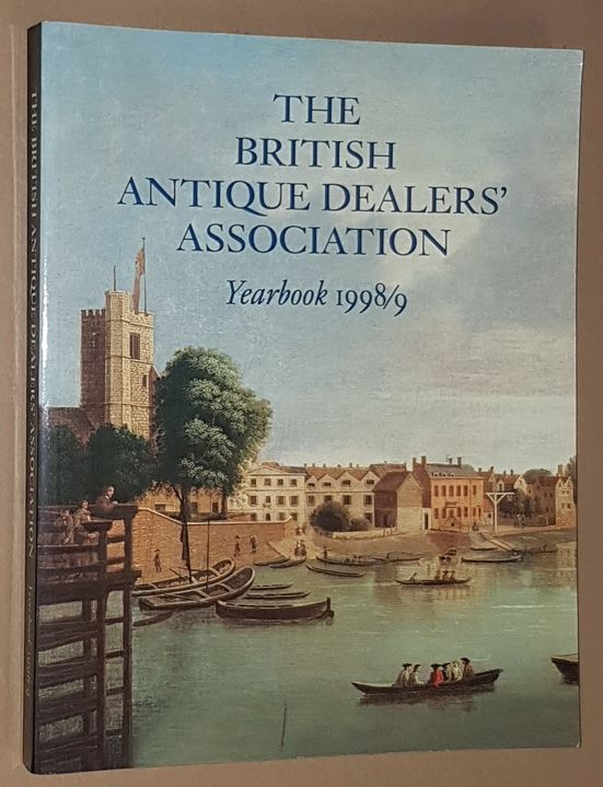 Image for The British Antique Dealers' Association Yearbook 1998/9