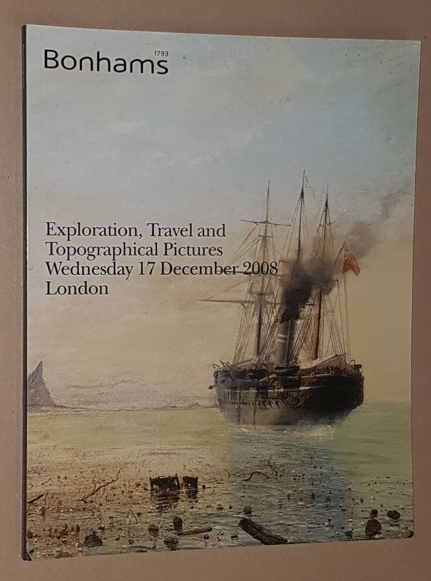 Image for Exploration, Travel and Topographical Pictures, Wednesday 17 December 2008  London. Auction Catalogue