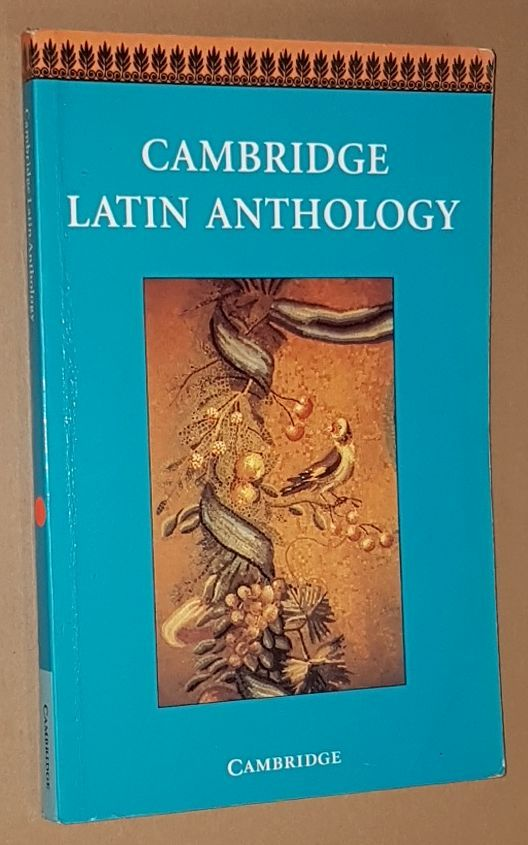 Image for Cambridge Latin Anthology (Cambridge School Classics Project)