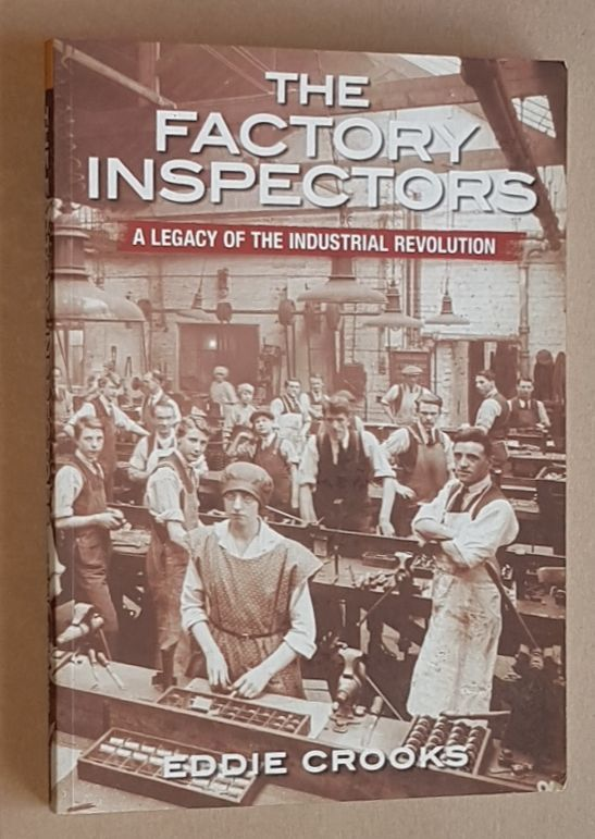 Image for The Factory Inspectors: a legacy of the Industrial Revolution