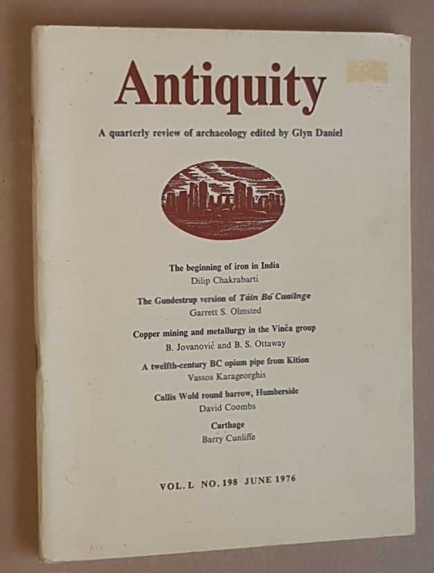 Image for Antiquity Vol.L no.198, June 1976